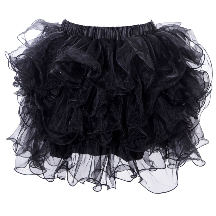 Black mini Skirt BC1751