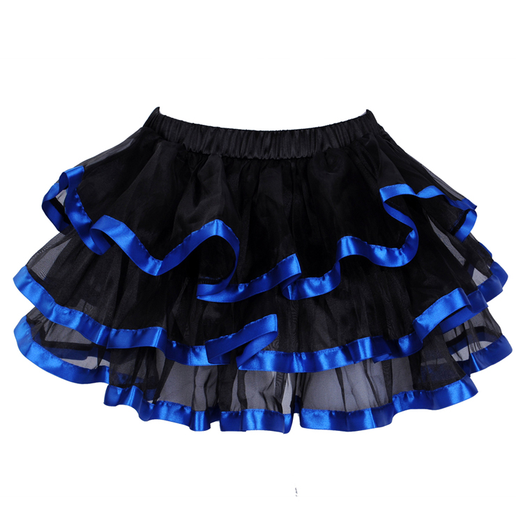 Blue stripe Pettiskirt BC1737
