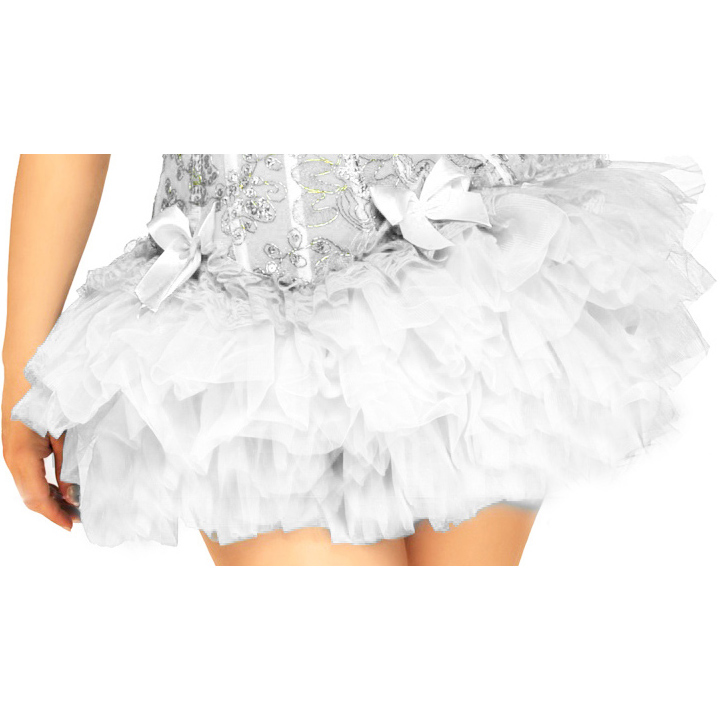 Puff Short Skirt BC1733