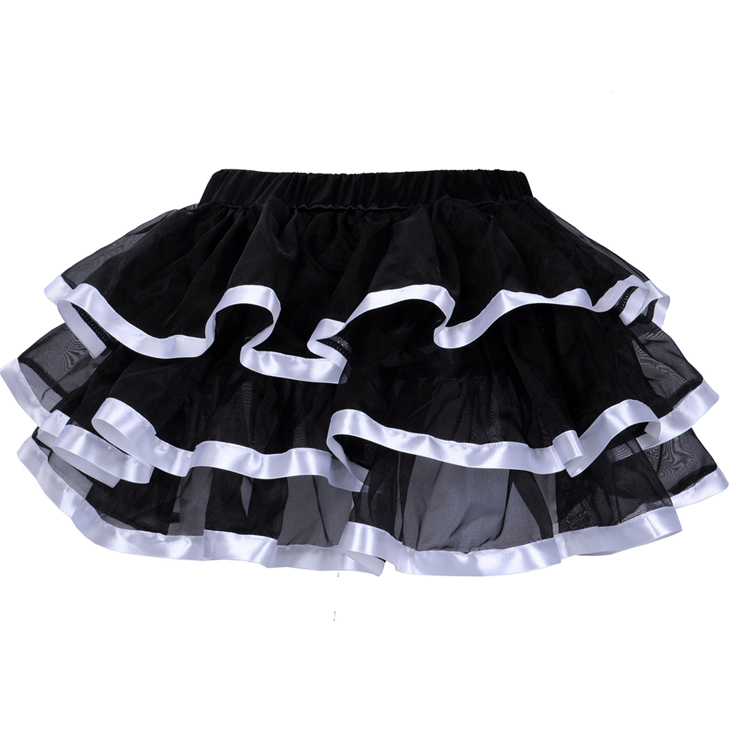 Small Mini Tiered Pettiskirt BC1740