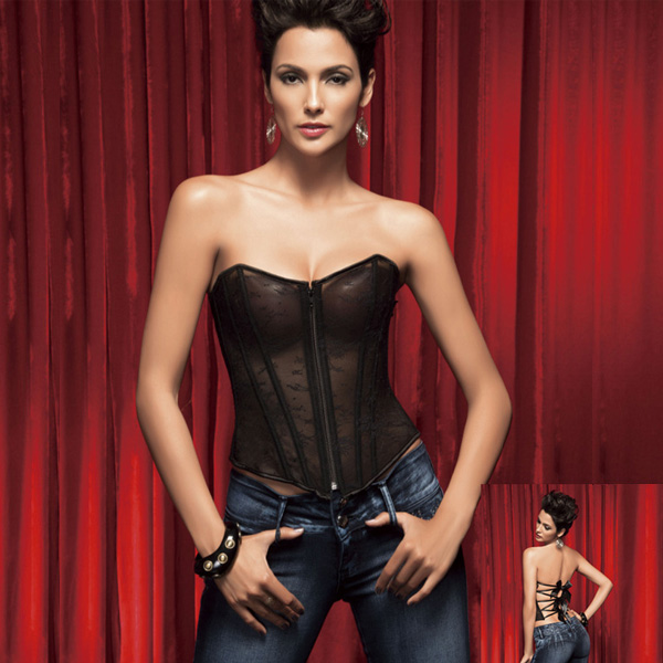 See-through Corset BC1144
