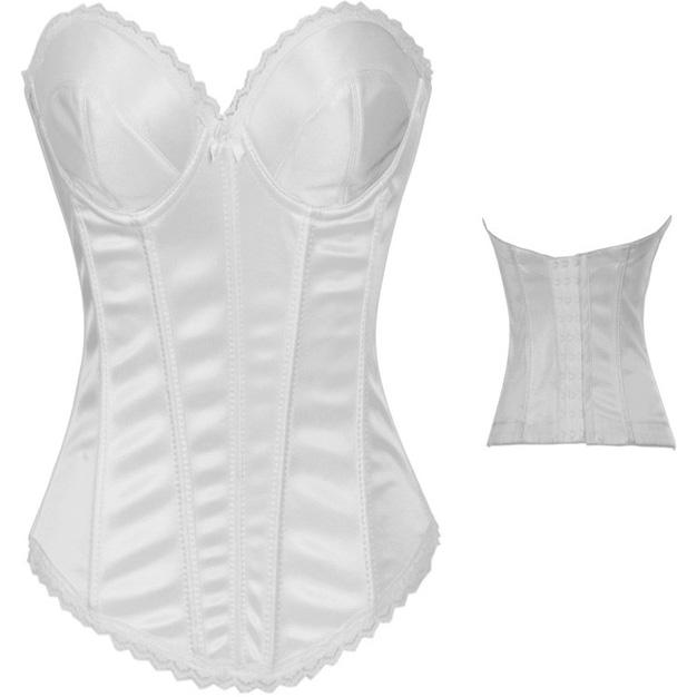 c00c362762 Wholesale Bridal White Corset BC1893