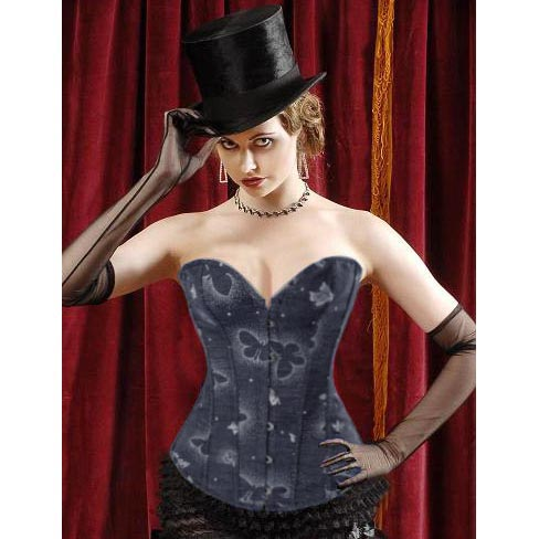 Dream Butterfly Printed Corset BC1334