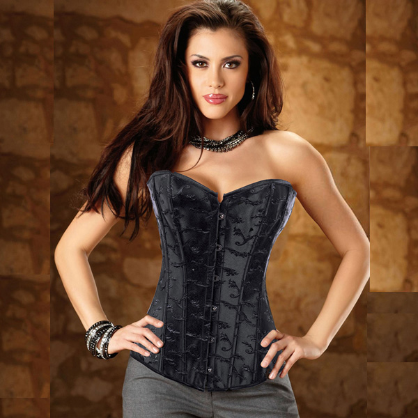 Embroidered Corset BC1396