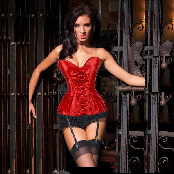 red corset BC1428