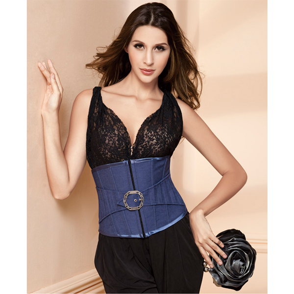 Denim Dream corset BC1834